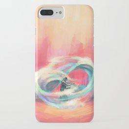 Waterbender iPhone Case