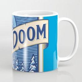 Blue Doom Coffee Mug