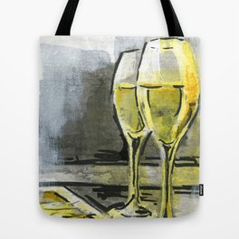Cava in Barcelona Tote Bag