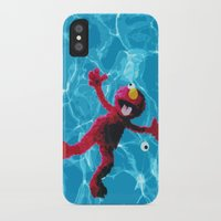 elmo iPhone & iPod Cases featuring Elmo by DandyBerlin