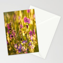 Summer Dream Wildflowers Meadow #decor #society6 Stationery Cards