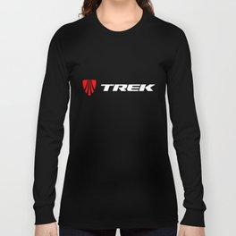 Trek Bicycle Mountain Bike Road Cycling Race Mtb Cycling t-shirts Long Sleeve T-shirt