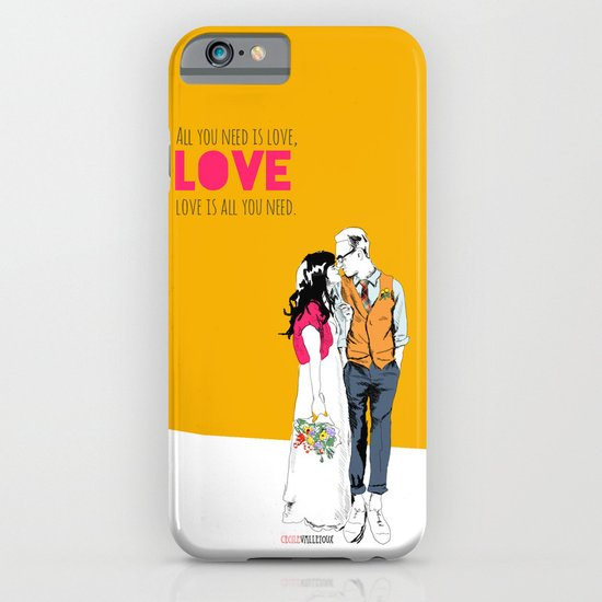 All you need iPhone & iPod Case