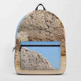 Arrabida Beach Portugal Backpack
