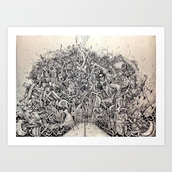 No. 35 Art Print