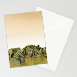 Carnac Sunrise Stationery Cards