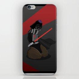 Darth Vader as a Penis iPhone Skin