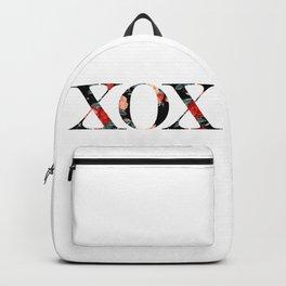 Rose Noir XOX Backpack