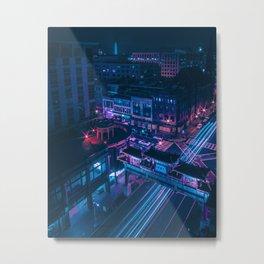 DC Chinatown Metal Print