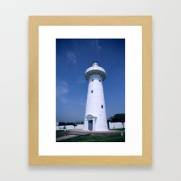 directing the way Framed Art Print