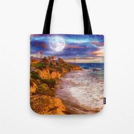 Laguna Moon Tote Bag