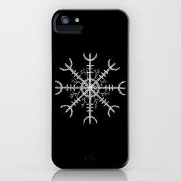 Aegishjalmur II iPhone Case