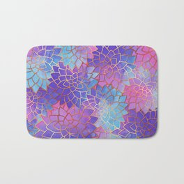 Graphic #16 - Lotus Bath Mat