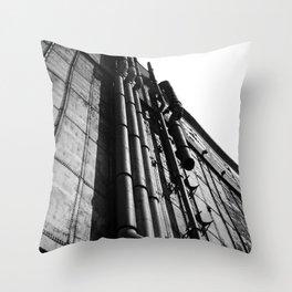 Silo #5 Throw Pillow