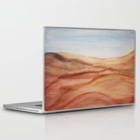 desert Laptop & iPad Skins featuring Desert by Lyubov Fonareva