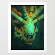 Hypersleep Art Print