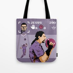 The Big Lebowski - Nobody F---s with the Jesus Tote Bag
