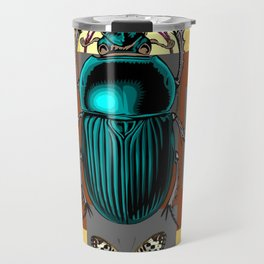 BUGGY INSECT LOVERS ART Travel Mug