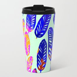 Colorful V2 #society6 Travel Mug