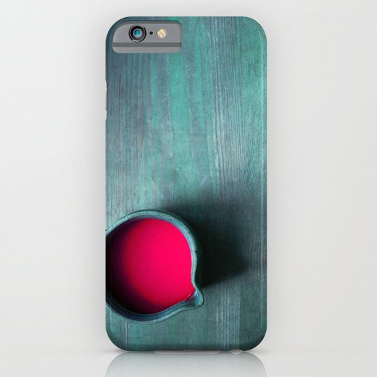 pink water iPhone & iPod Case