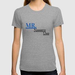 Mr Numero Uno T-shirt