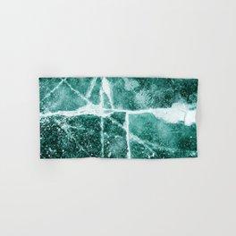Emerald Ice Hand & Bath Towel