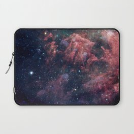 Nebula and Stars Laptop Sleeve
