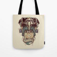Transcendental Tourist Tote Bag