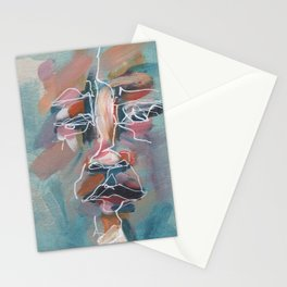 LOSS OF SMELL MAY BE CLEARER SIGN THAN COUGH Stationery Cards