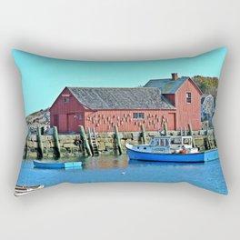 Motif Number One Rectangular Pillow