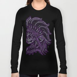 Mictecacihuatl - Lady of the Dead Long Sleeve T-shirt