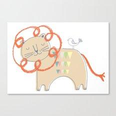 Lion2 Canvas Print