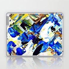Blue Intersections Laptop & iPad Skin