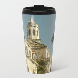 Cavtat Church Travel Mug