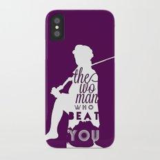 Beat You Slim Case iPhone X
