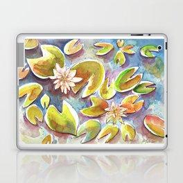Waterlily I Laptop & iPad Skin