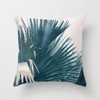 Island Breeze Throw Pillow