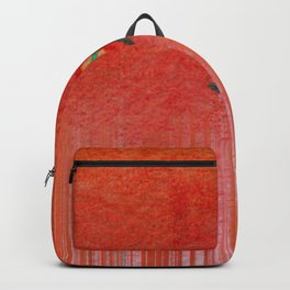 Harvest Moon Over the Bay Backpack
