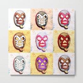 EL MATCHO MEXICANO! Metal Print