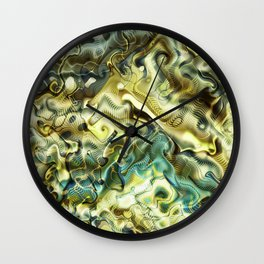Choose your poison Wall Clock