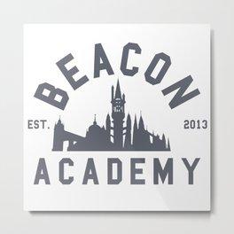 Beacon Academy Metal Print
