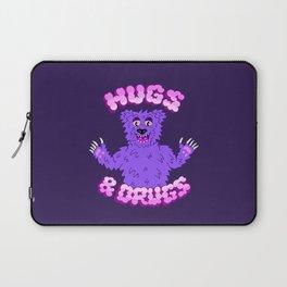 HUGS & DRUGS Laptop Sleeve