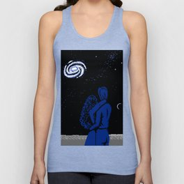Cosmic Love Unisex Tank Top
