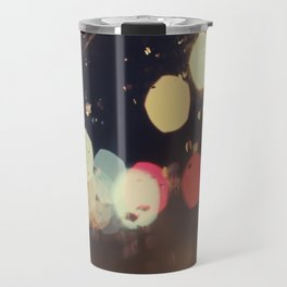 Bokehland Travel Mug