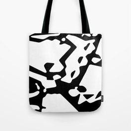 Culdesacs #abstract Tote Bag