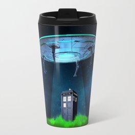 Tardis UFO Travel Mug