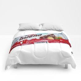 Kinder Bueno Comforters