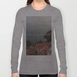 Serenity at home Long Sleeve T-shirt