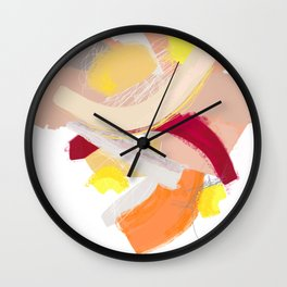 See you in the afternoon for a coffee Wall Clock
