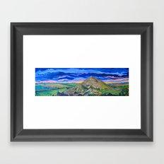 Camarillo Framed Art Print